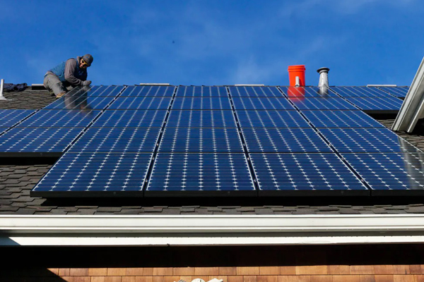 Rooftop Installation services