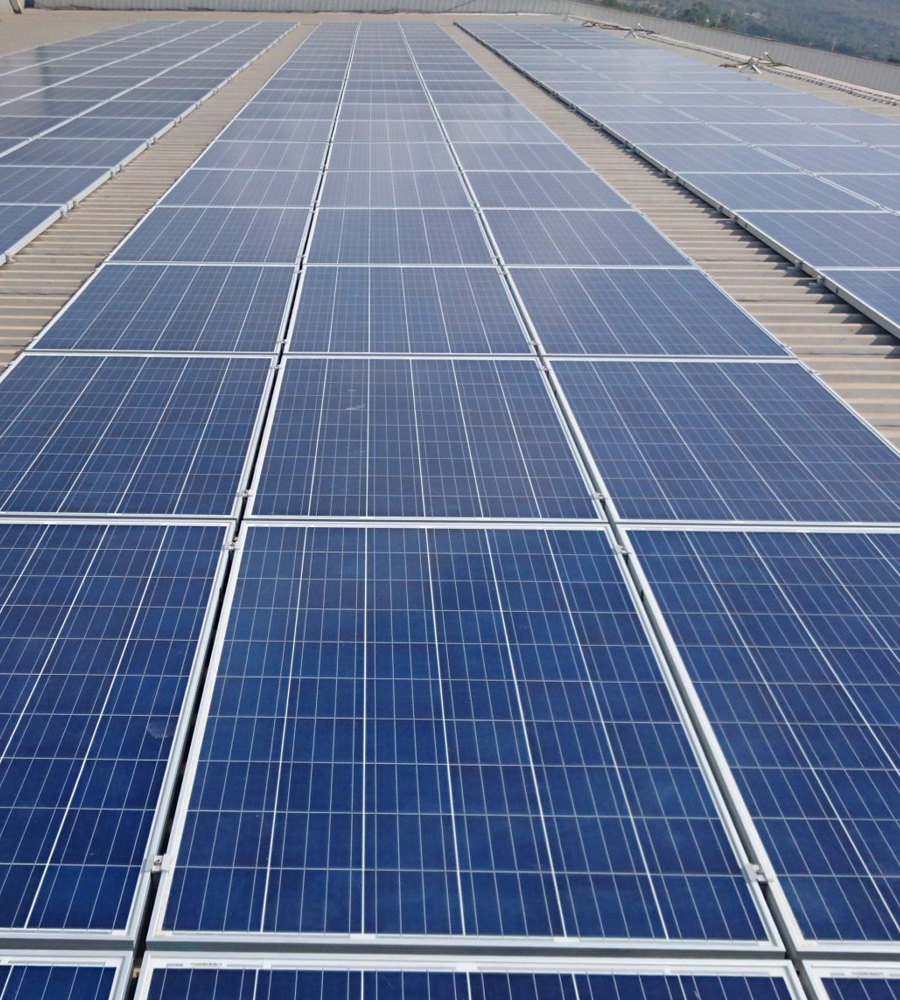 Rooftop Solar Installation Services